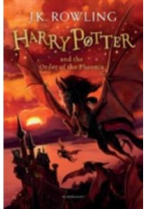 Harry Potter and the Order of the Phoenix - Paperback [9781408855690]