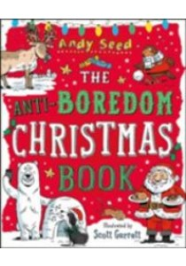 Anti-boredom Christmas Book -- Paperback ( by Seed, Andy ) [9781408870105]