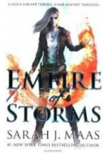 Empire of Storms ( Throne of Glass 5 ) ( by Maas, Sarah J. ) [9781408872895]
