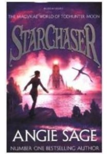 Starchaser ( A Todhunter Moon Adventure 3 )( OME ) (EXPORT) ( by Sage, Angie ) [9781408882009]