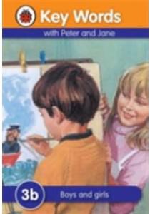 Boys and Girls (Key Words) -- Hardback ( by Murray, W. ) [9781409301189]