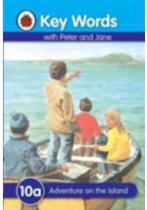 Adventure on the Island (Key Words) -- Hardback ( by Murray, W. ) [9781409301356]