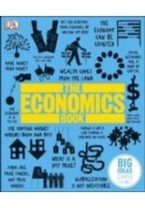 Economics Book (Big Ideas) -- Hardback ( by Dk ) [9781409376415]