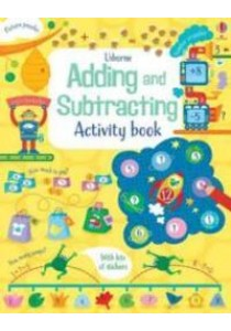 Adding and Subtracting (Maths Activity Books) -- Paperback ( by Hore, Rosie/ Rinaldo, Luana ) [9781409598657]