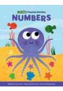 Numbers (Flash Kids Preschool Activities) (ACT CSM) [9781411458109]