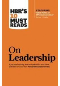 HBR's 10 Must-Reads on Leadership (Hbr's 10 Must-reads) [9781422157978]