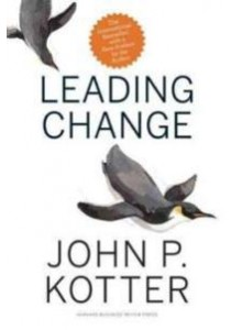 Leading Change ( by Kotter, John P. ) [9781422186435]