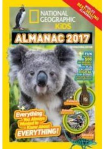 National Geographic Kids Almanac 2017 [9781426324208]