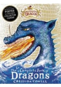 Incomplete Book of Dragons (How to Train Your Dragon) -- Paperback ( by Cowell, Cressida ) [9781444923216]