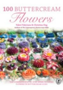 100 Buttercream Flowers [9781446305744]