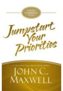 Jumpstart Your Priorities : A 90-Day Improvement Plan (Jumpstart) [9781455588367]