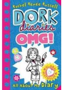 Dork Diaries Omg: All about Me Diary! (Dork Diaries) [9781471162060]