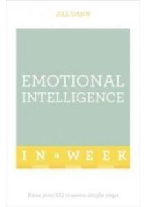 Teach Yourself Emotional Intelligence in a Week (Teach Yourself in a Week) (Revised Updated) ( by Dann, Jill ) [9781473607835]