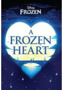 Disney A Frozen Heart Novel [9781474842921]
