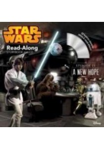 A New Hope (Read-along Storybook and Cd) ( by Disney Book Group (COR) ) [9781484706671]