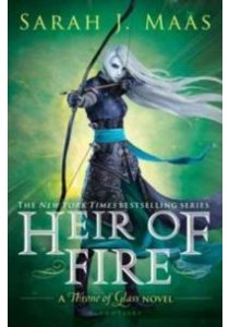 Heir of Fire ( Throne of Glass 3 ) (Reprint) ( by Maas, Sarah J. ) [9781619630673]