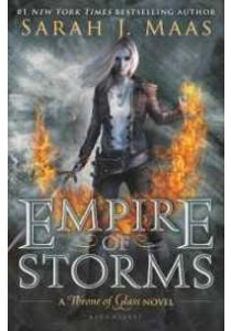 Empire of Storms (Throne of Glass) ( by Maas, Sarah J. ) [9781619636071]