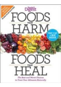Foods That Harm, Foods That Heal [9781621450016]