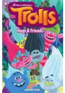 Trolls 1 : Hugs & Friends (Trolls) [9781629915838]