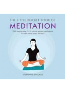 The Little Pocket Book of Meditation ( by Brookes, Stephanie ) [9781782493778]