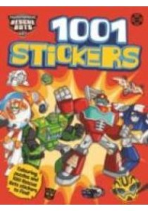 Transformers : Rescue Bots 1001 Stickers -- Paperback ( by Hasbro ) [9781782966593]