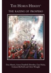 The Razing of Prospero : Sorcerers and Executioners (Horus Heresy) [9781784961862]