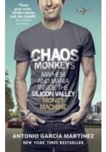 Chaos Monkeys (Books Kinokuniya)