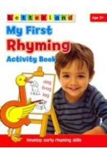 My First Rhyming Activity Book : Develop Early Rhyming Skills - Paperback [9781862097445]