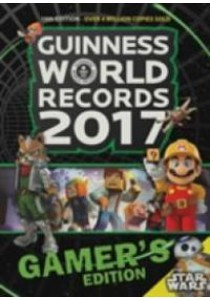 Guinness World Records 2017 Gamer's edition -- Paperback [9781910561393]