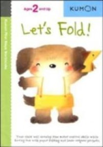 Let's Fold (Kumon First Steps Workbooks) [9781933241128]
