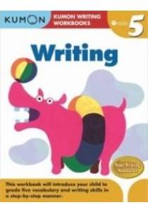 Writing : Grade 5 (Kumon Writing Workbooks) (Workbook) ( by Kumon (COR) ) [9781935800613]