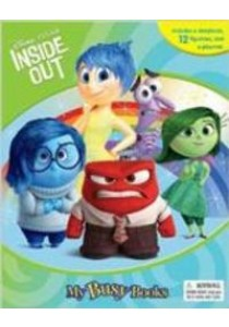 My Busy Book: Disney Inside Out [9782764330944]