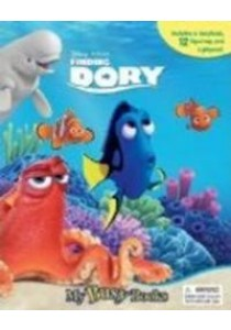 Finding Dory Busy Book (ACT Hardcover + TO) ( by Phidal (COR) ) [9782764332603]