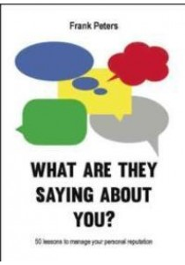 What Are They Saying about You? ( by Peters, Frank ) [9789063694005]