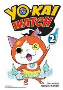Yo-kai Watch 2 ( by Noriyuki Konishi ) [9789810907372]