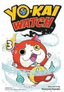 Yo-kai Watch 3 ( by Noriyuki Konishi ) [9789810907389]