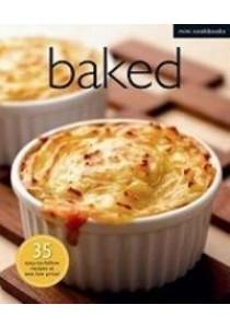 Mini Cookbook: Baked [9789812615053]