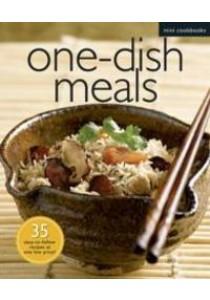 Mini Cookbook: One-Dish Meals [9789812615107]
