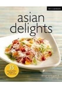 Mini Cookbook Asian Delights [9789812617699]