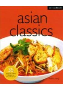 Mini Cookbook: Asian Classics [9789814276078]