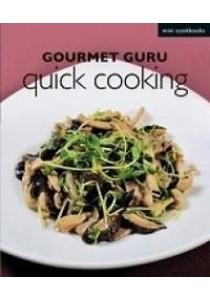 Gourmet Guru Quick Cooking (Mini Cookbooks) -- Paperback [9789814351621]
