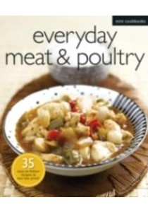 Everyday Meat and Poultry (Mini Cookbooks) -- Paperback ( by N/a ) [9789814398497]