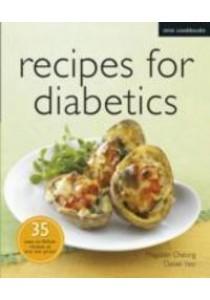 Recipes for Diabetics (Mini Cookbooks) -- Paperback [9789814408608]