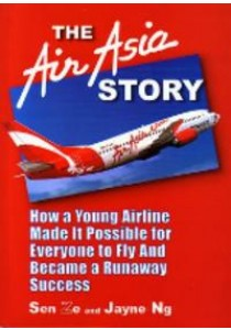 The Airasia Story (E) ( by Sen Ze / Jayne Ng ) [9789833789146]