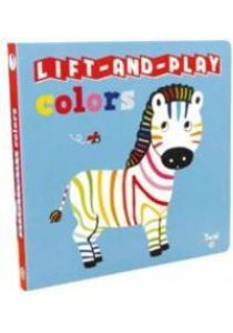 Colors (Lift-and-play) (LTF) ( by Editions Tourbillon (COR)/ Deak, Erzsi (TRN) ) [9791027600335]