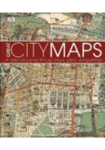 Great City Maps [9780241238981]