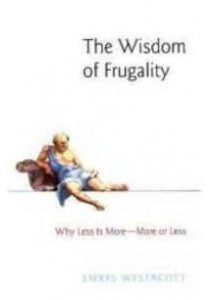 The Wisdom of Frugality : Why Less Is More - More or Less [9780691155081]