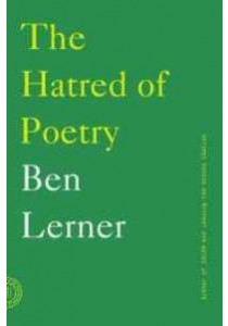 The Hatred of Poetry [9780865478206]