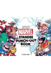 Little Marvel Standee Punch-out Book (CSM) [9781302902025]