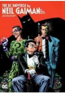 The DC Universe by Neil Gaiman [9781401264888]